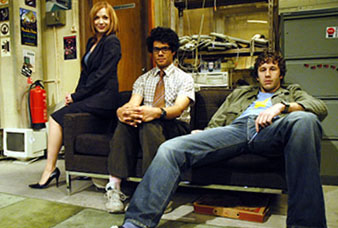Linux: A Vida de Quem vive de TI: It Crowd!