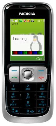 Linux: Tema do VOL para celular Nokia 2630