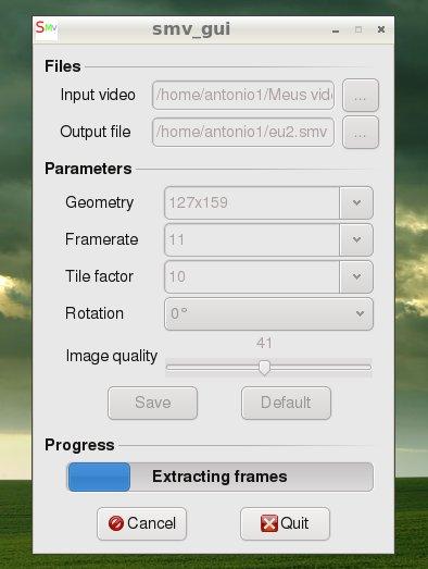 sigmatel motion video