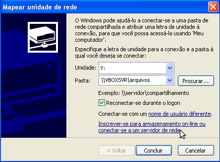 Linux: Compartilhamento de pastas no VirtualBox