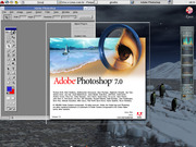 Gnome Photoshop 7 no Fedora 1