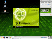 KDE Qt3 Designer on Mandriva 2006