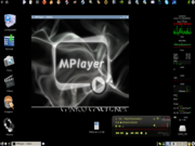 Gnome Gentoo MPlayer