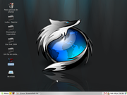 Gnome Linux Mint Gloria