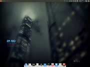 Xfce Lap on Voyager...