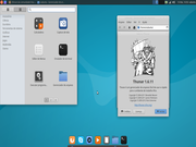 Xfce Panther Launcher