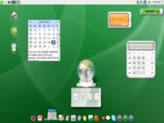 Gnome gos3.1 no netbook