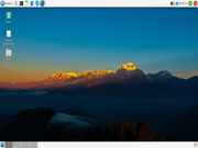 Mageia 8 - Xfce4