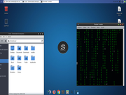 Xfce Basic Slackware XFCE
