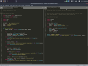 Gnome Sublime Text 3 - Ubuntu
