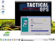 KDE Tactical Ops no SuSE