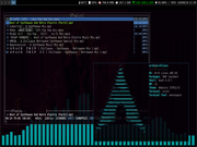 Tiling window manager Arch + i3-wm