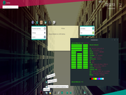 Tiling window manager Manjaro Webdad