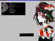 Tiling window manager Gentoo + DWM