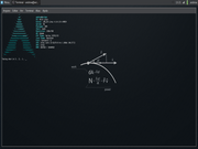 Tiling window manager Arch Bspwm + Xfce4 Panels