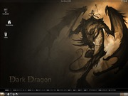 LXDE Lxde Dark Dragon I